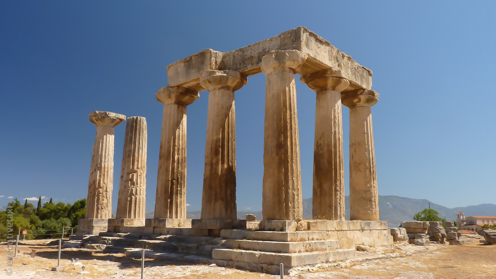 Athens - Corinth Private Day Tour