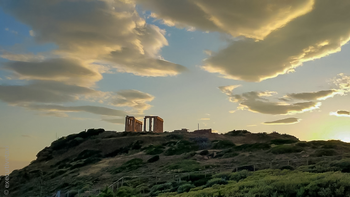 Athens and Sounion day tour